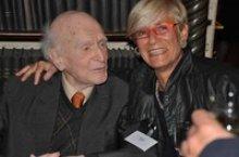 Hans Keilson mit Helmuth Thiel - DIPsat 2010, Wien